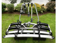 Thule EuroClassic G6 929 4 bike carrier (As new)