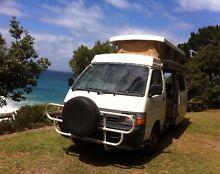 Poptop Campervan - GENUINE 134,000km - professional conversion Perth Region Preview