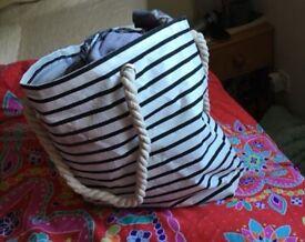 Bag full of women's clothing