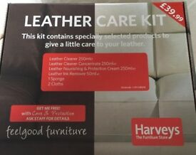 Leather Car Kit