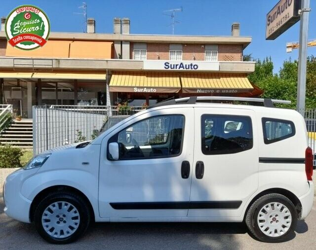 FIAT Qubo 1.4  MyLife Natural Power