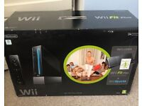 Wii fit plus with Wii sports and balance board