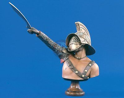 Verlinden 1/5 Roman Gladiator with drawn Sword Bust [Resin Figure Model] 1628