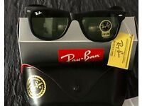Ray-Ban Wayfarer sunglasses BNIB (PayPal Accepted)