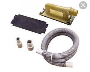 Vac-pole Sander Kit etc.