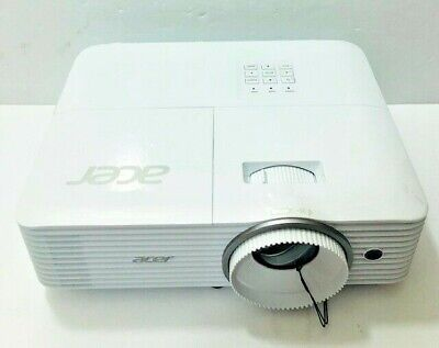 Acer H6521BD FHD Home Cinema Projector WUXGA, 3500 Lumens Without Remote Control