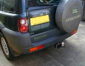 Free lander 1 towbar and bolts