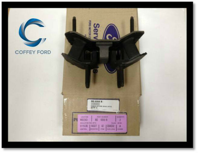 Genuine Ford Falcon BA/BF/FG, Territory SY Transmission Mount. 4speed Auto spd.