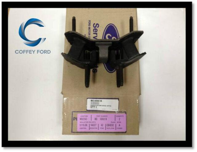 Genuine Ford Falcon BA/BF/FG, Territory SY Transmission Mount. 4speed Auto spd.