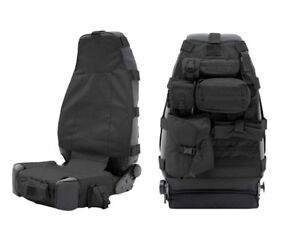 GEAR Front Seat Cover MOLLE for 1976-2018 Jeep CJ Wrangler YJ TJ JK  5661001