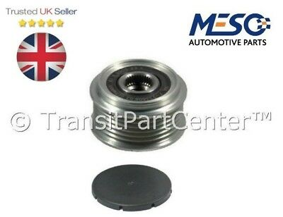 ALTERNATOR CLUTCH PULLEY FITS FOR FORD FOCUS C-MAX GALAXY MONDEO CONNECT S-MAX