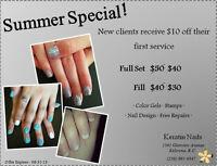 Summer Nail Special
