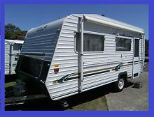 Traveller, 2003, 17ft Full Van, Single beds, Airconditioner,Solar Coffs Harbour 2450 Coffs Harbour City Preview
