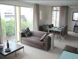 North Terrace 2bdr fully-furnished apartment Adelaide CBD Adelaide City Preview