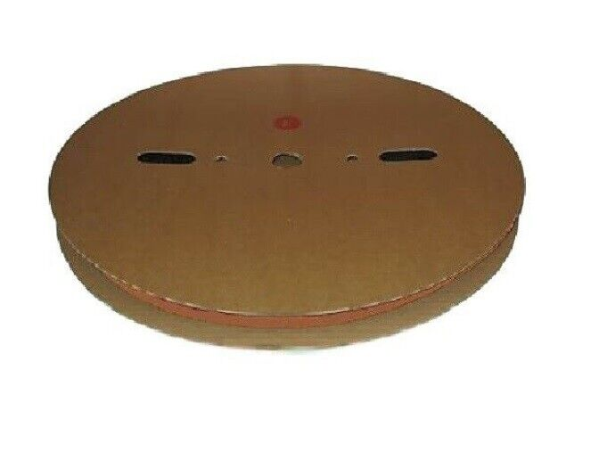 Shrink Tubing 2:1 length 5 M Brown Handy Dispenser Box D = 25,4mm//d = 12,7mm
