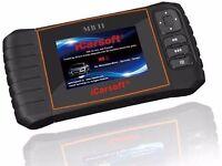 iCarsoft Handheld Mercedes Diagnostics MB II, Covers Engine,ABS,Airbag,Service,Transmission etc