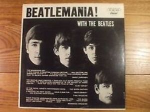 The Beatles vinyls & CDs in good condition