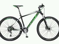WANTED Scott mountain bike