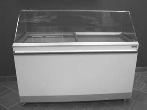 Ice Cream Cabinet on sale - Dipping Cabinet Freezer -- ON SALE!