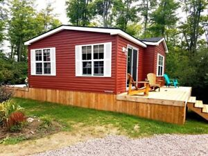 Gorgeous Family Cottages on Rice Lake