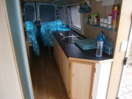 vw crafter minibago East Ipswich Ipswich City Preview