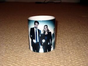 The X Files Mulder Scully Great New Season MUG