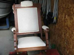 ANTIQUE ROCKING CHAIR London Ontario image 1