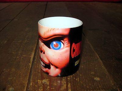 Kinder Spiel Chucky Fantastisch Neu Werbe BECHER