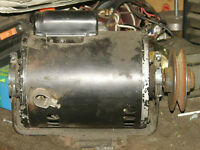 1hp General Electric AC Motor