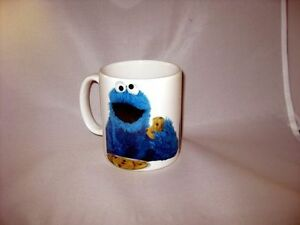 The Cookie Monster Muppets Great New MUG #2