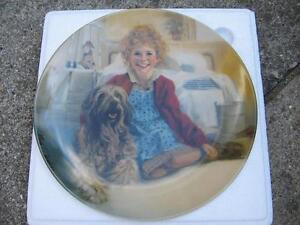 """""""ANNIE"""" COLLECTOR PLATES - Set of 4 London Ontario image 1"""