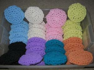 SCRUBBIES & DISHCLOTHS - NEW HANDMADE
