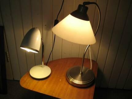 Ikea officeworks desk table lamps