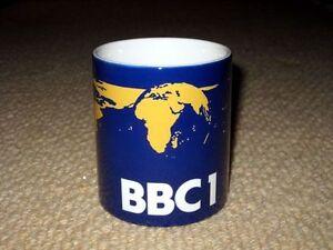 BBC 1 Classic TV Advertising MUG