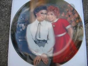 """""""ANNIE"""" COLLECTOR PLATES - Set of 4 London Ontario image 3"""