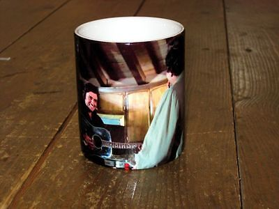 Columbo Peter Falk and Johnny Cash Scene Great New MUG