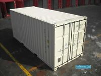 20' Container Storage Needed in Lanley- Short Term