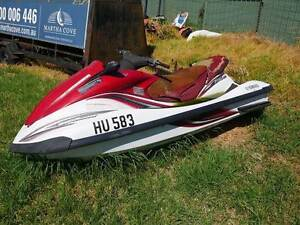 Yamaha Fx140 Shell and Jet Unit Braeside Kingston Area Preview