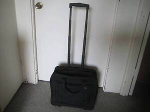 VICTORINOX.  WHEELED BUSINESS/LAPTOP BAG + FREE TARGUS L/T BAG Kirribilli North Sydney Area Preview