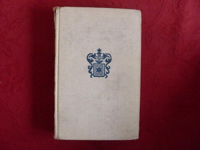 81335 Goethe *ALLES UM LIEBE* Goethes Briefe 1924 HC