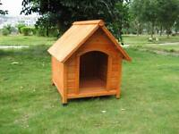 WANTED: Free Outside Wood Dog House for Cold Winter Season