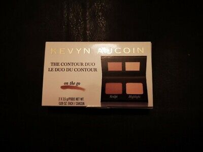 Space NK. Kevyn Aucoin. Contour & Highlighter Palette Duo (2 x 2.5g) RRP £20