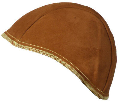 Leather Welding Beanie Cap Hat Split Cowhide Steiner Large Medium 12197 12198