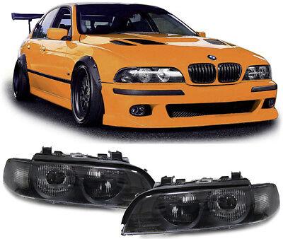 XENON SCHEINWERFER MIT BLINKER SCHWARZ PAAR FÜR BMW 5ER E39 95-00 online kaufen