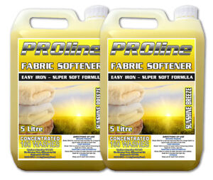 Premium Fabric Conditioner / Softener 2x 5 litre 320 Washes, Sunshine Breeze