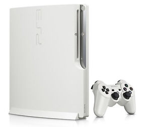 LOOKING FOR WHITE PS3 SLIM 500GB CONSOLE