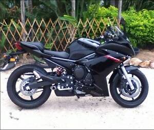 2011 Yamaha FZ6R LAMS Approved Bowen Whitsundays Area Preview