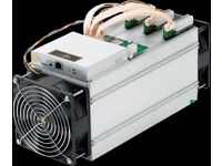Bitmain Antminer D3 Dash Miner with free PSU included