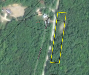 Camp site land for sale or lease in Clearland near Mahone Bay