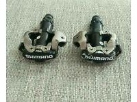 Shimano PD-M520 SPD MTB Bike Pedals